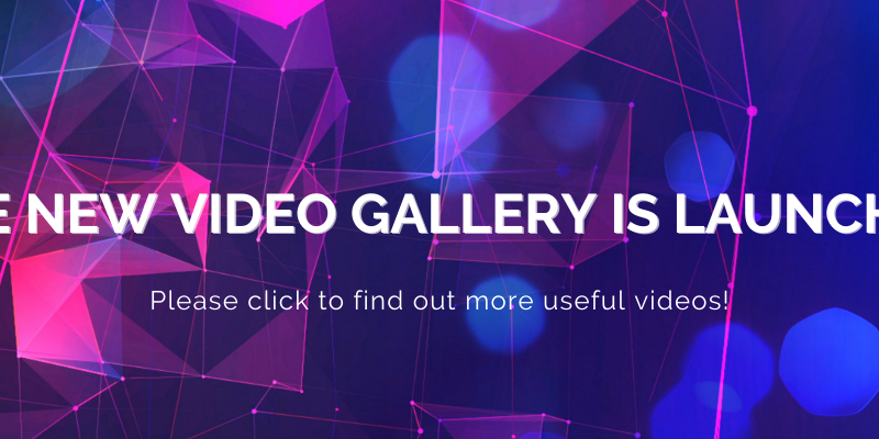 TIHK New Video Gallery is launched